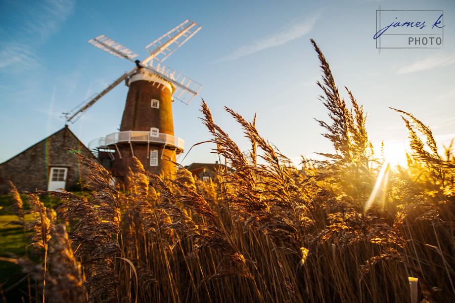 Windmill wedding